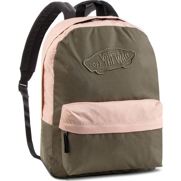 3a48c7883686d Plecak VANS - Realm Backpack VN0A3UI6UOT Dusty Olive/Rose Cloud ...