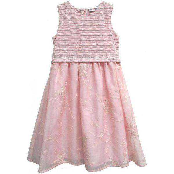a50914a1 Topo Sukienka Dziewczęca Z Haftem 116 Różowa