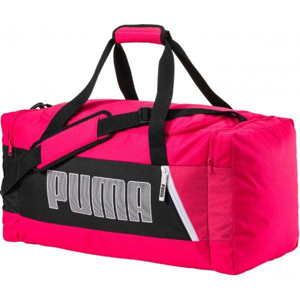 Puma Torba Fundamentals Sports Bag M Ii Love Potion - Torby podróżne ... 6857c4d23b911