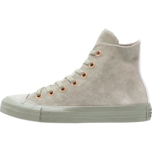 Converse CHUCK TAYLOR ALL STAR Sneakersy wysokie dark stucco