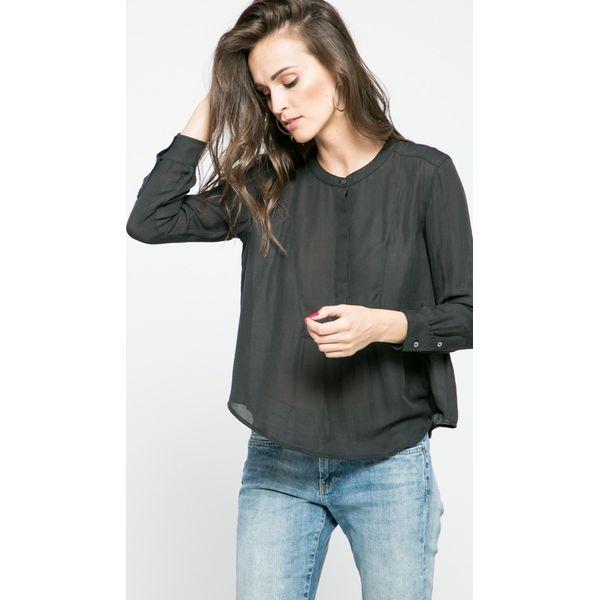 099c03542 Levi's - Bluzka - Szare bluzki damskie marki Levi's, m, z bawełny ...