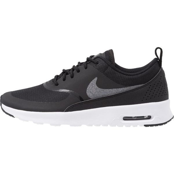 9a06891f Nike Sportswear AIR MAX THEA Sneakersy niskie black/dark grey/white ...
