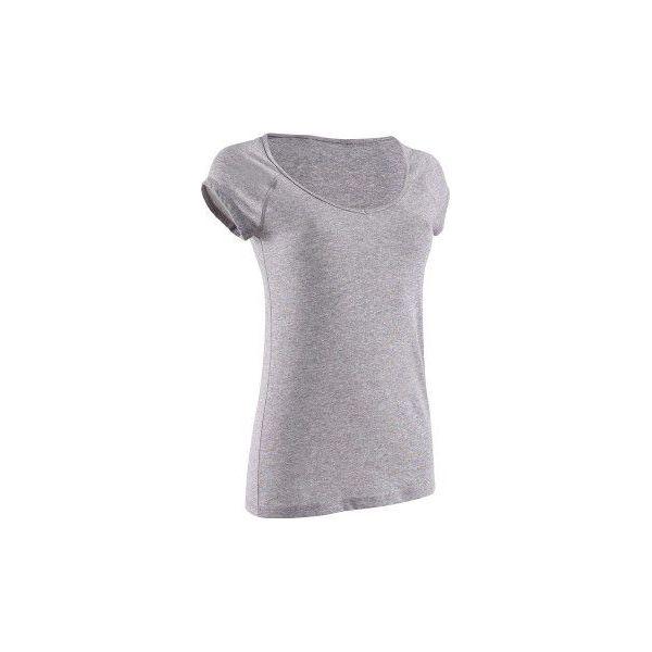 ec219f558 Koszulka fitness krótki rękaw damska - Modne Polki.pl