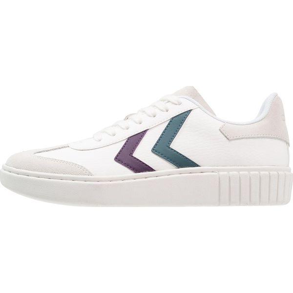58c14276cb Hummel AARHUS CLASSIC Sneakersy niskie white blackberry cordial ...