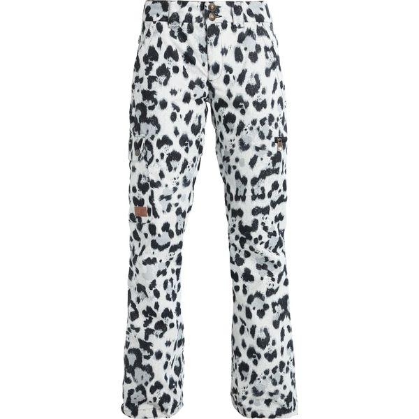 c2e879b48baf DC Shoes RECRUIT Spodnie narciarskie snow leopard - Czarne spodnie ...