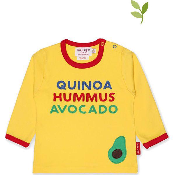 01c55b1d305678 Koszulka w kolorze żółtym - Żółte koszulki i t-shirty dziewczęce ...
