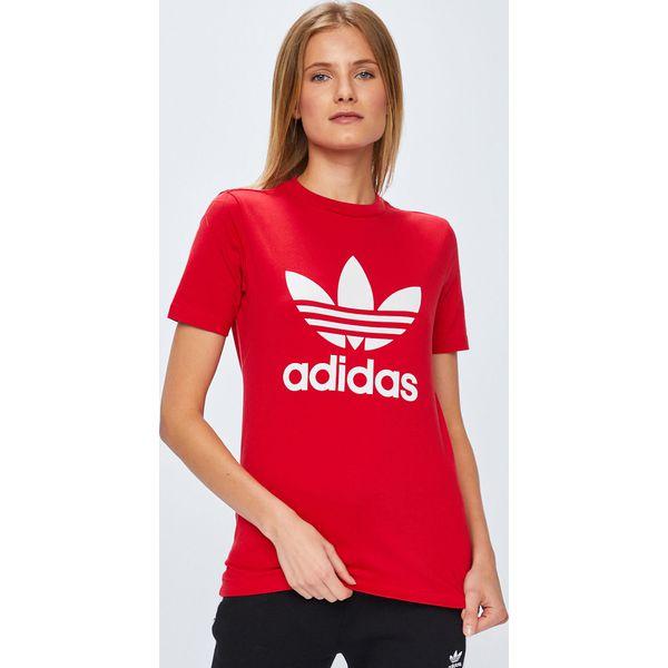 0245082e7 adidas Originals - Top - T-shirty damskie marki Adidas Originals. W  wyprzedaży za 99.90 zł. - T-Shirty damskie - Koszulki i topy damskie -  Odzież damska ...