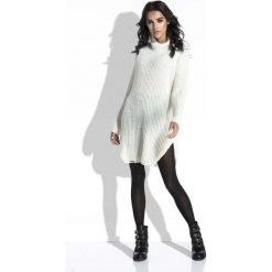 a1c5be56 Sweter tunika - Swetry damskie - Kolekcja lato 2019 - Butik - Modne ...