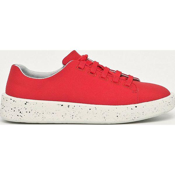 Czerwone obuwie sportowe casual damskie Camper - Kolekcja