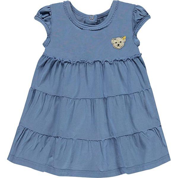0da2f54a2f Sukienka w kolorze niebieskim - Modne Polki.pl