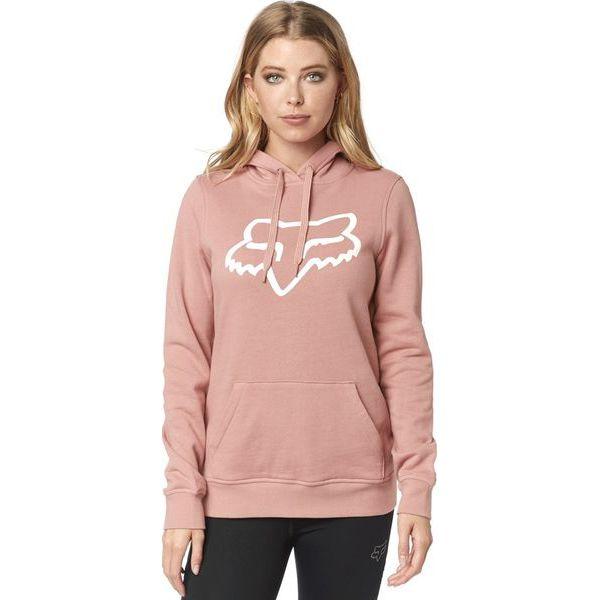 7c8ce7e21837eb FOX Bluza Damska Centered Po Hdy L Różowy - Czerwone bluzy damskie ...