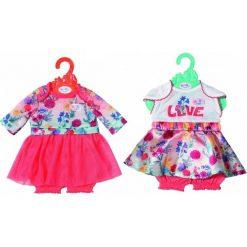 63e8f70f1539d4 Baby born sukienki trend baby. Sukienki niemowlęce Zapf. Za 49.99 zł.
