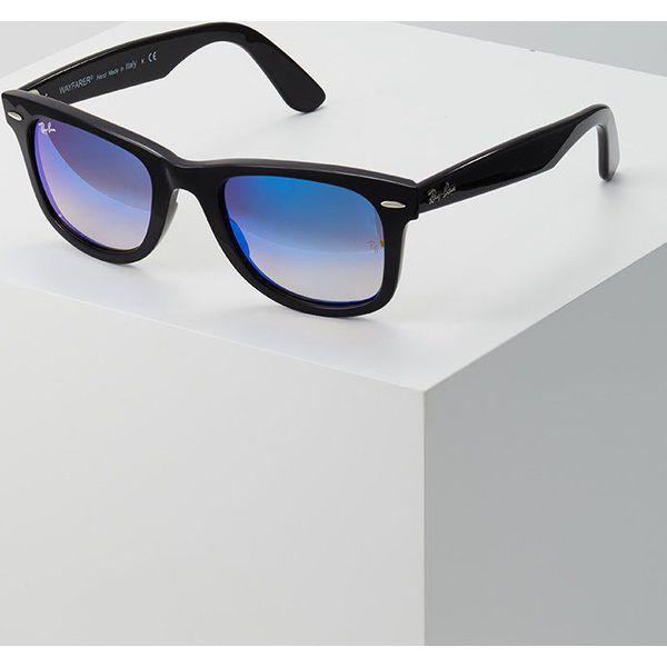 RayBan WAYFARER Okulary przeciwsłoneczne black - Okulary ... 5e813a5a22c6