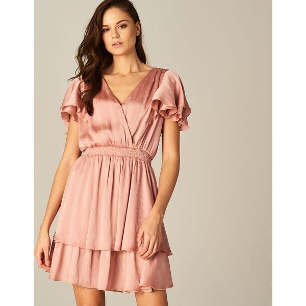 102ef0249e Wyprzedaż - czerwona odzież damska - Kolekcja wiosna 2019 - Butik - Modne  ubrania