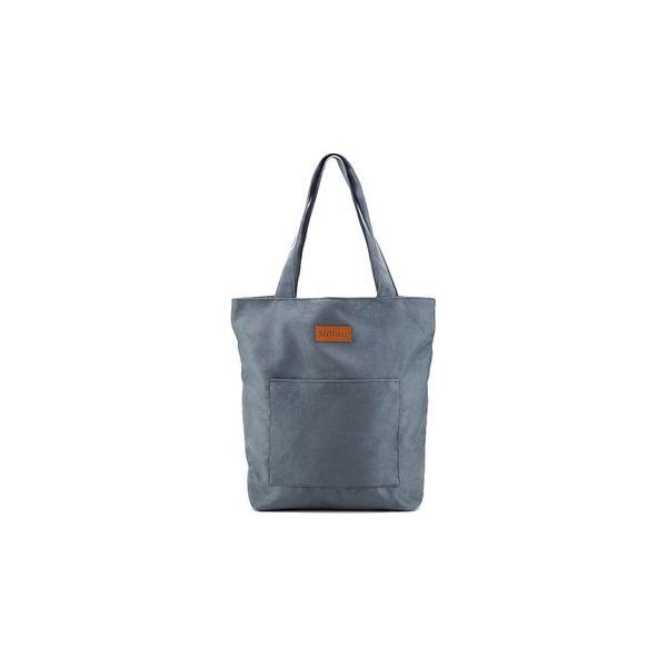 666b4ce5d0097 Duża torba typu shopper Mili Chic MC4 - grey - Shopper bag marki ...