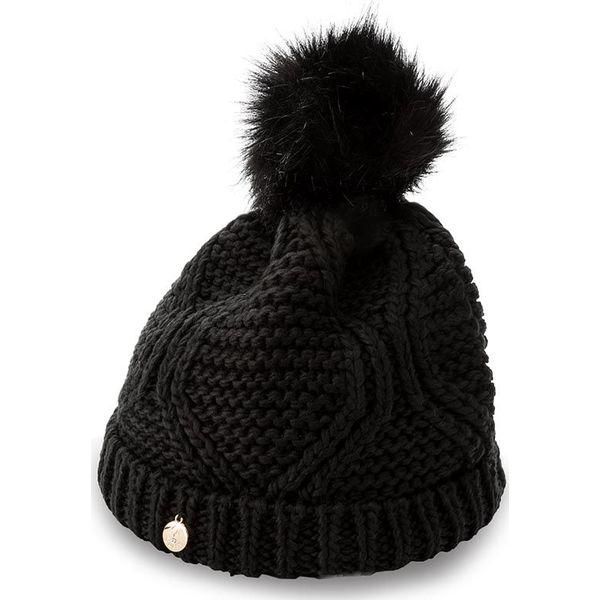 36e869a935580 Czapka GUESS - Not Coordinated Wool AW6801 WOL01 M BLA - Czarne czapki  damskie marki Guess