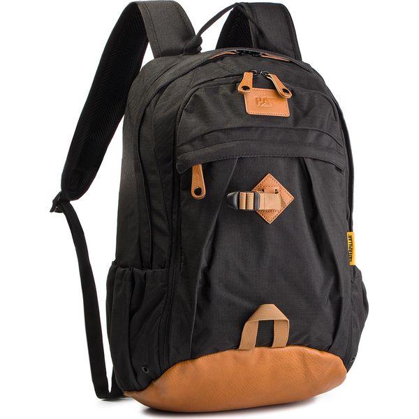 1a0903734b8dc Plecak CATERPILLAR - Glass 83516 Black 01 - Plecaki marki ...