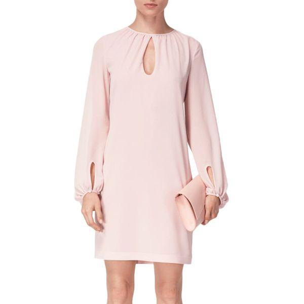 74e477d9b7 Sukienka w kolorze różowym - Czerwone sukienki damskie marki ...