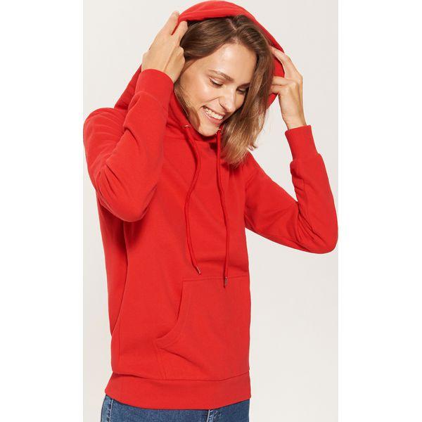 c50e83ebb2 Bluza z kapturem - Czerwony - Bluzy damskie marki House. W ...