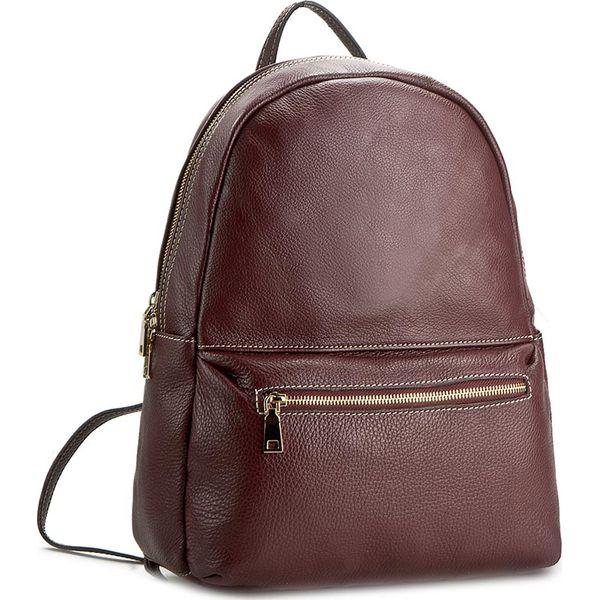 7b4d4e3798423 Plecak CREOLE - K10308 Bordowy - Plecaki marki Creole. W wyprzedaży ...