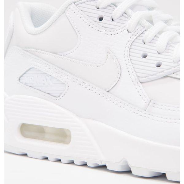 Nike Sportswear AIR MAX 90 LEA Tenisówki i Trampki white