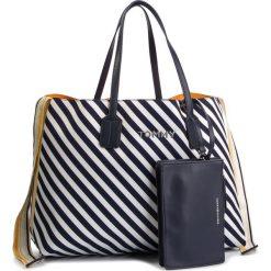 d1d9cea370fe3 Shopper bag marki Tommy Hilfiger - Kolekcja lato 2019 - Butik ...