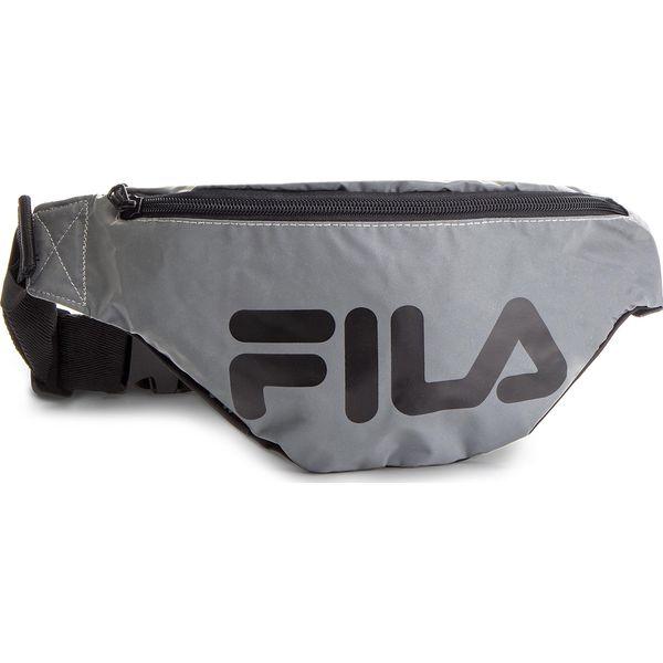 c6343661aebe2 Saszetka nerka FILA - Waist Bag Slim 685035 Silver J99 - Szare nerki ...