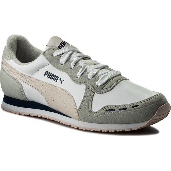 c64b86b607858 Sneakersy PUMA - Cabana Racer Sl Jr 351979 59 Puma White Pearl ...