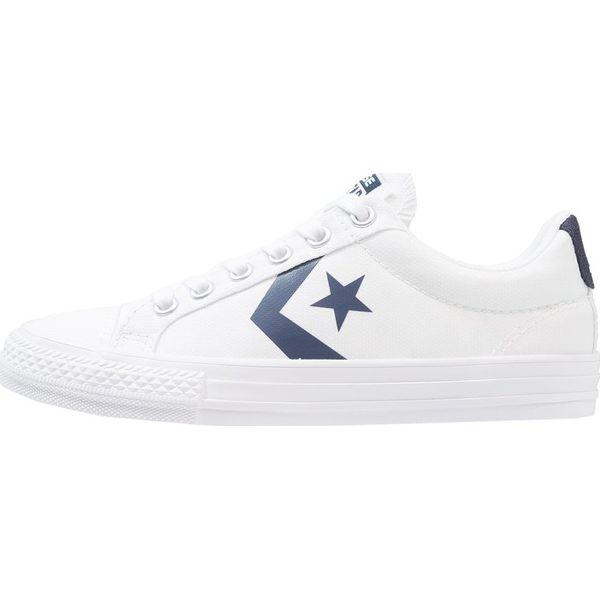 a1f76c8cbfd7b Converse STAR PLAYER JUNIOR Tenisówki i Trampki white/athletic navy - Buty  sportowe dziewczęce marki Converse. Za 189.00 zł.