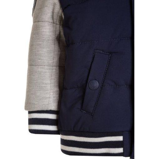 145f2a28f76680 Polo Ralph Lauren VARSITY OUTERWEAR Kurtka zimowa french navy ...