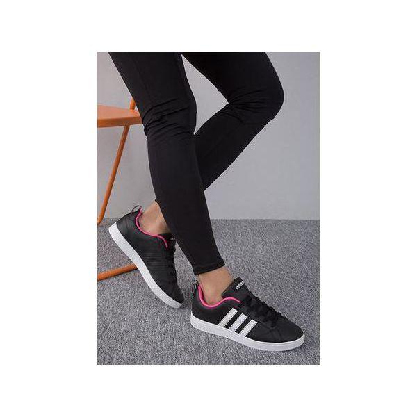 9eee1173379f Adidas Buty damskie Advantage VS czarne r. 40 2 3 - Czarne obuwie ...
