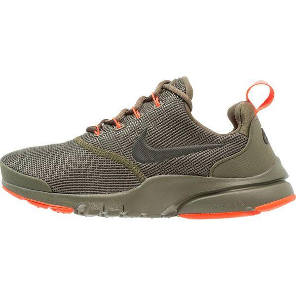 f0f5e431e1eb Nike Sportswear PRESTO FLY Tenisówki i Trampki medium olive sequoia ...