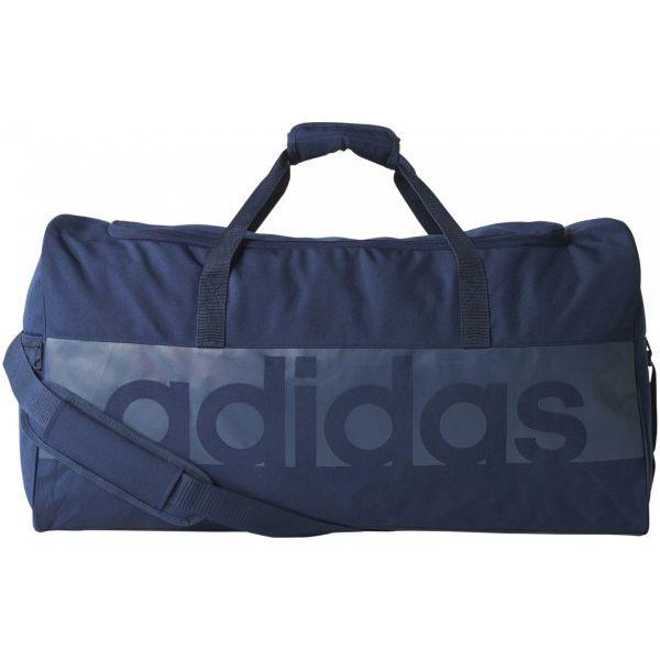ba06bf9b2272f Adidas Torba Sportowa Lin Per Tb L Collegiate Navy/Trace Blue L ...