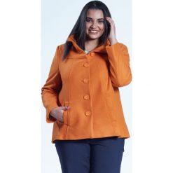6f73793d68 Płaszcze damskie ze sklepu Moda Size Plus - Kolekcja wiosna 2019 ...