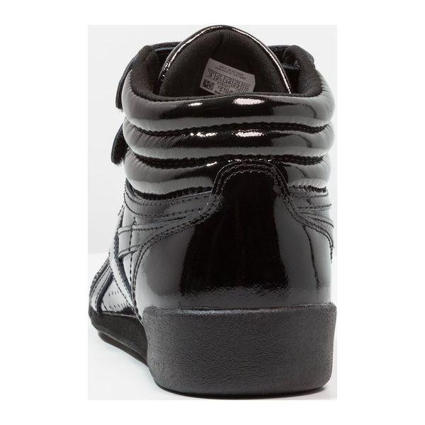 ab4a7526 Reebok Classic Tenisówki i Trampki wysokie black - Czarne buty ...