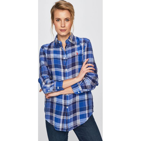 f6ea1a6f1 Polo Ralph Lauren - Koszula - Koszule damskie Polo Ralph Lauren. W ...