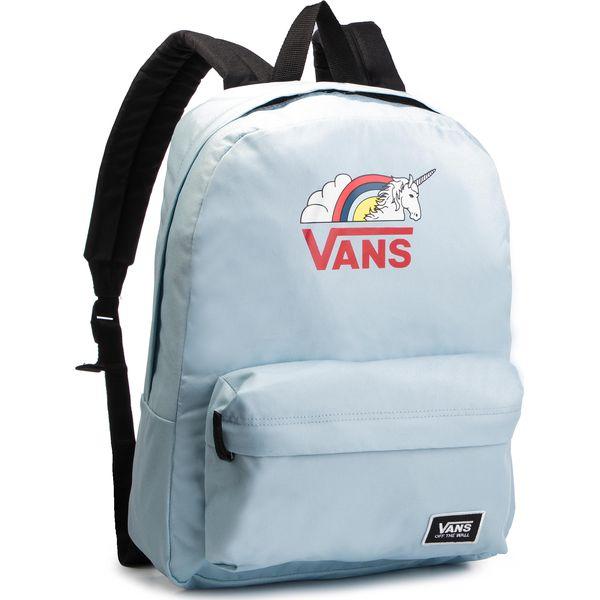782d8f7c9eae7 Plecak VANS - Realm Classic B VN0A3UI7UW41 Niebieski - Plecaki marki ...