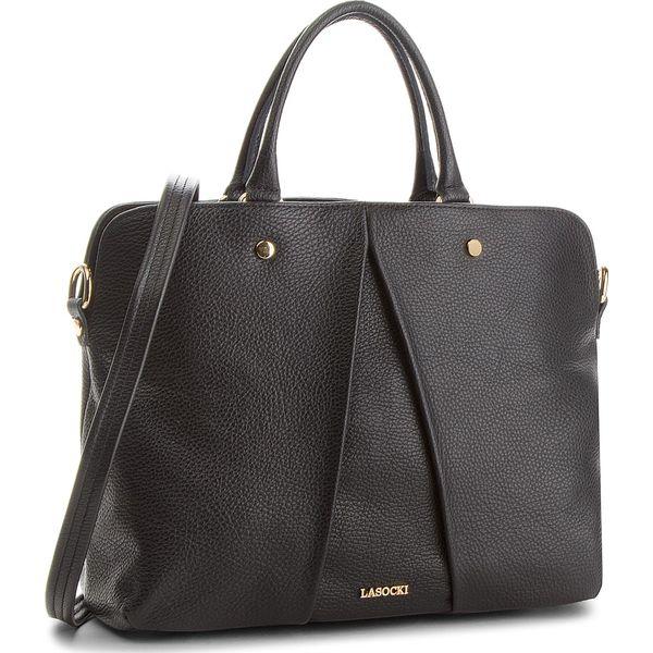 f495600804116 Torebka LASOCKI - VS4440 Czarny - Czarne torebki klasyczne damskie ...