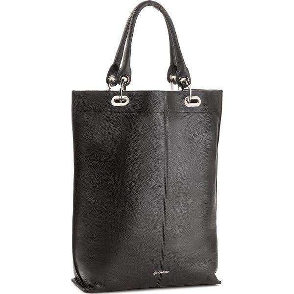 318079d7fd3af Torebka GINO ROSSI - XZ3812-ELB-BG00-9900-X Czarny - Shopper bag marki Gino  Rossi. W wyprzedaży za 399.00 zł. - Shopper bag - Torebki damskie -  Akcesoria ...