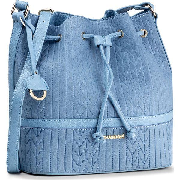 f8c601c10dc60 Torebka MONNARI - BAG1830-012 Blue - Torebki klasyczne damskie marki ...