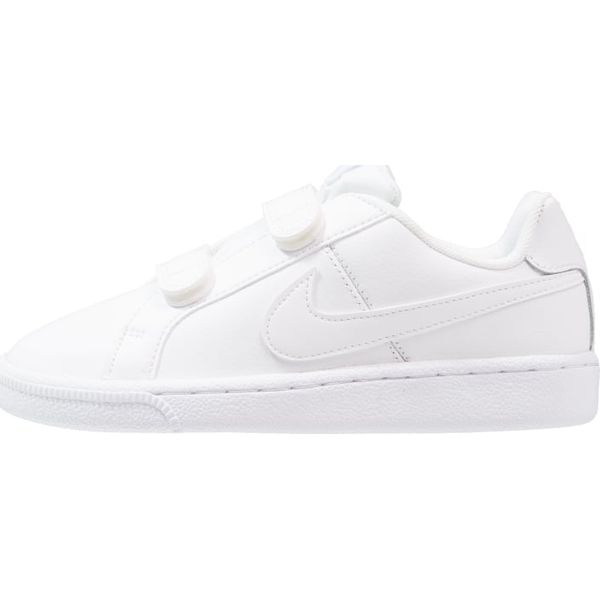 4a7e737ce5102 Nike Sportswear COURT ROYALE (PSV) Tenisówki i Trampki white - Buty ...