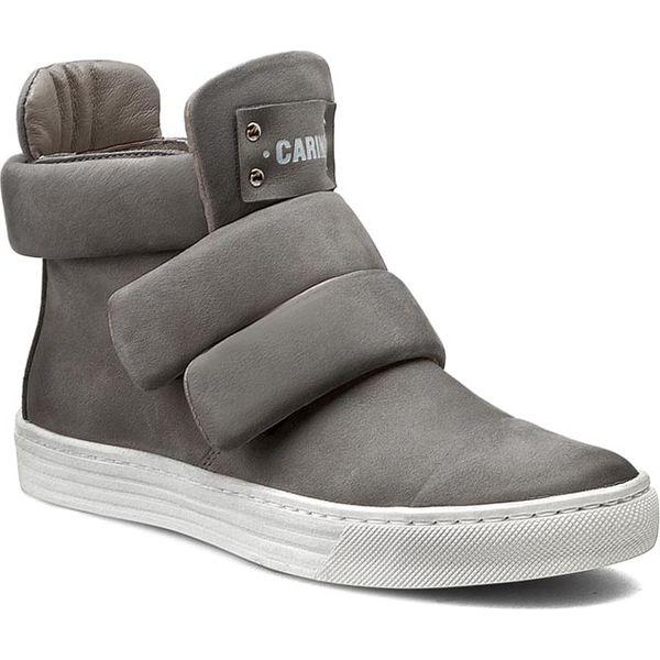 ac5f7f9c4391c Sneakersy CARINII - O3512 Samuel 1137 - Botki damskie marki Carinii ...