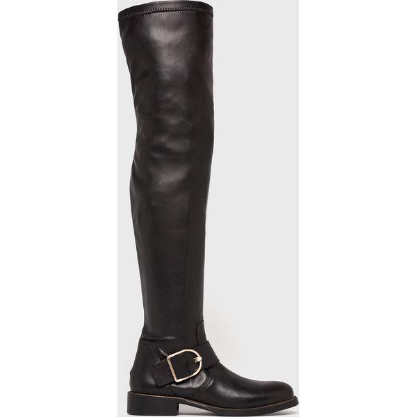e5c70c701c575 Kozaki damskie marki Tommy Hilfiger - Kolekcja lato 2019 - Butik - Modne  ubrania, buty, dodatki dla kobiet i dzieci