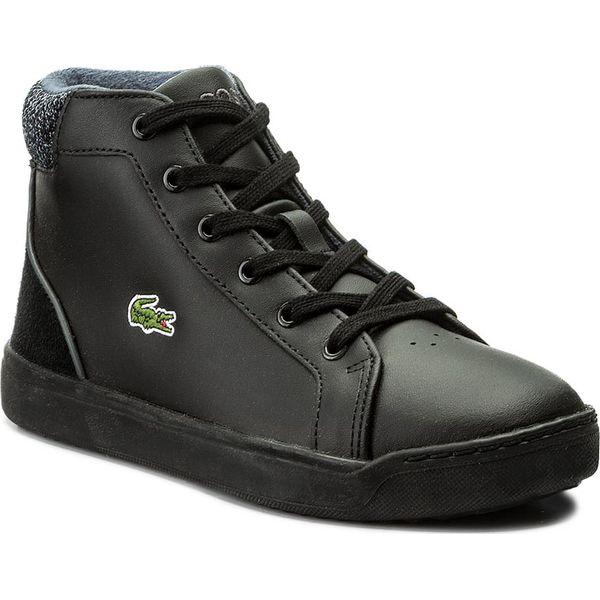 3dc9d03f0c4a4f Sneakersy LACOSTE - Explorateur Lace 317 1 Caj 7-34CAJ0003024 Blk ...