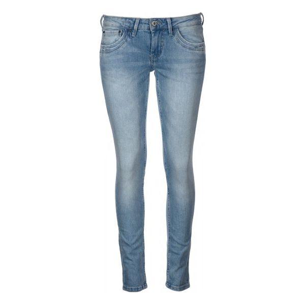 73e5b3d443b Pepe Jeans Jeansy Damskie Ripple 28 30 Niebieski - Jeansy damskie ...