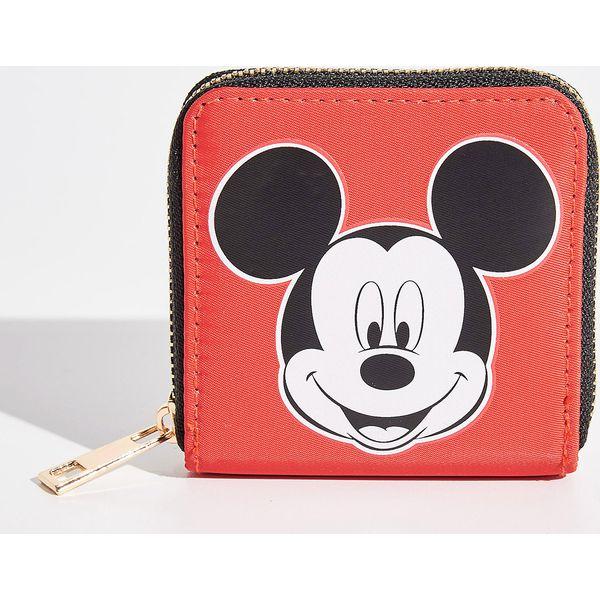 3f6c0f6748f6e Portmonetka mickey mouse - Czerwony - Modne Polki.pl