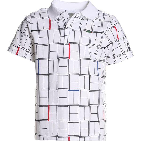 d3d54e3df Lacoste Sport TENNIS Koszulka polo white/black/red/marino - Koszulki ...