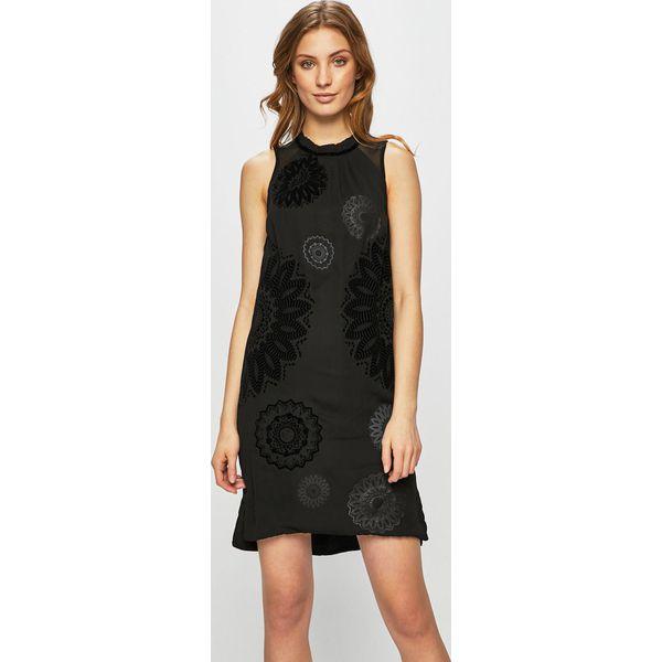 eef9ec74b4 Sukienki damskie marki Desigual - Kolekcja wiosna 2019 - Butik - Modne  ubrania