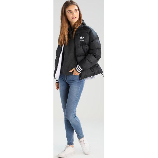 5771420cd887d adidas Originals Kurtka zimowa black - Czarne kurtki damskie marki ...