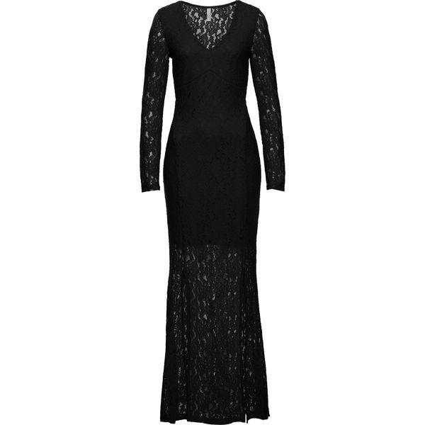 bee15695fb Sukienka z koronką bonprix czarny - Czarne sukienki damskie marki ...